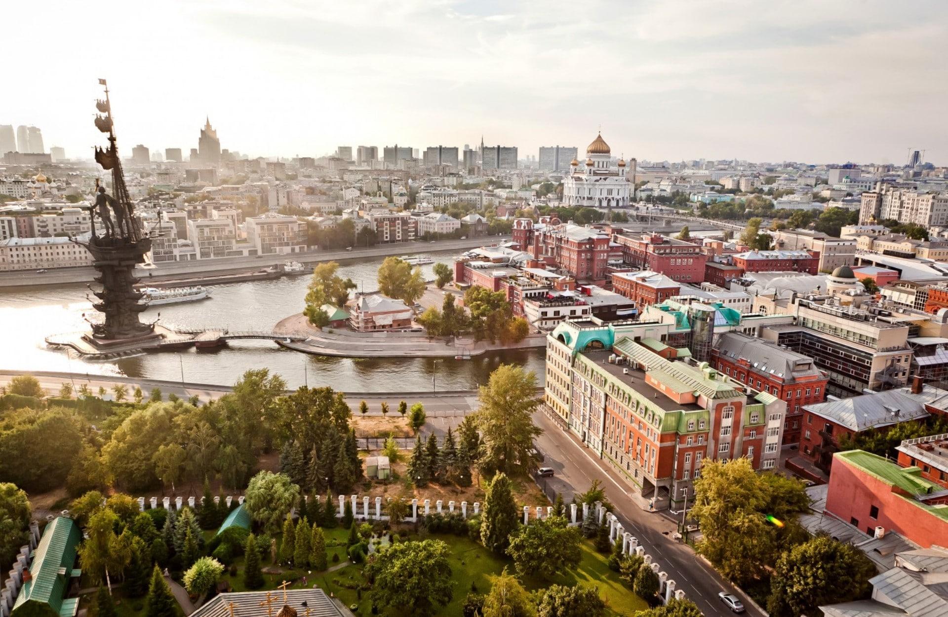 Moscow Walking Tour
