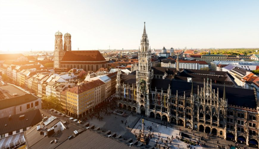 Munich Walking Tour