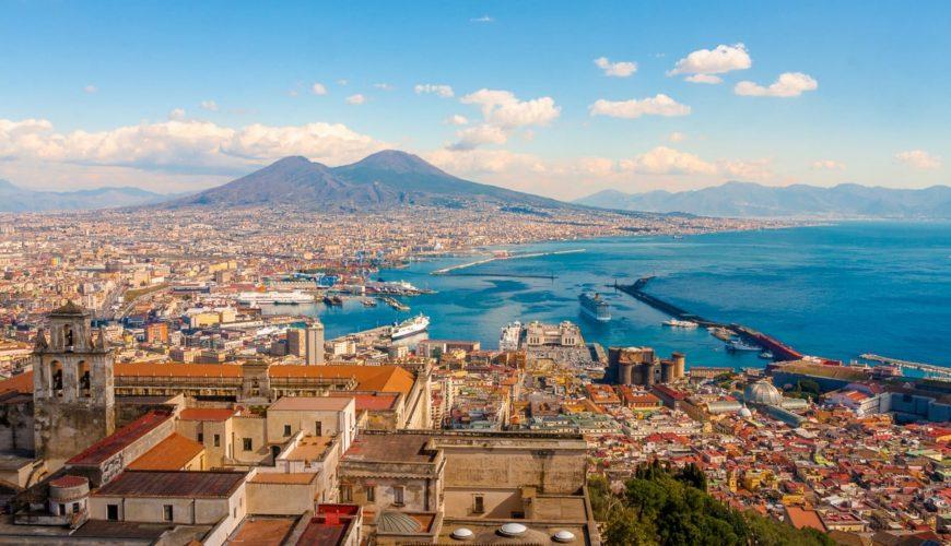 Naples Walking Tour