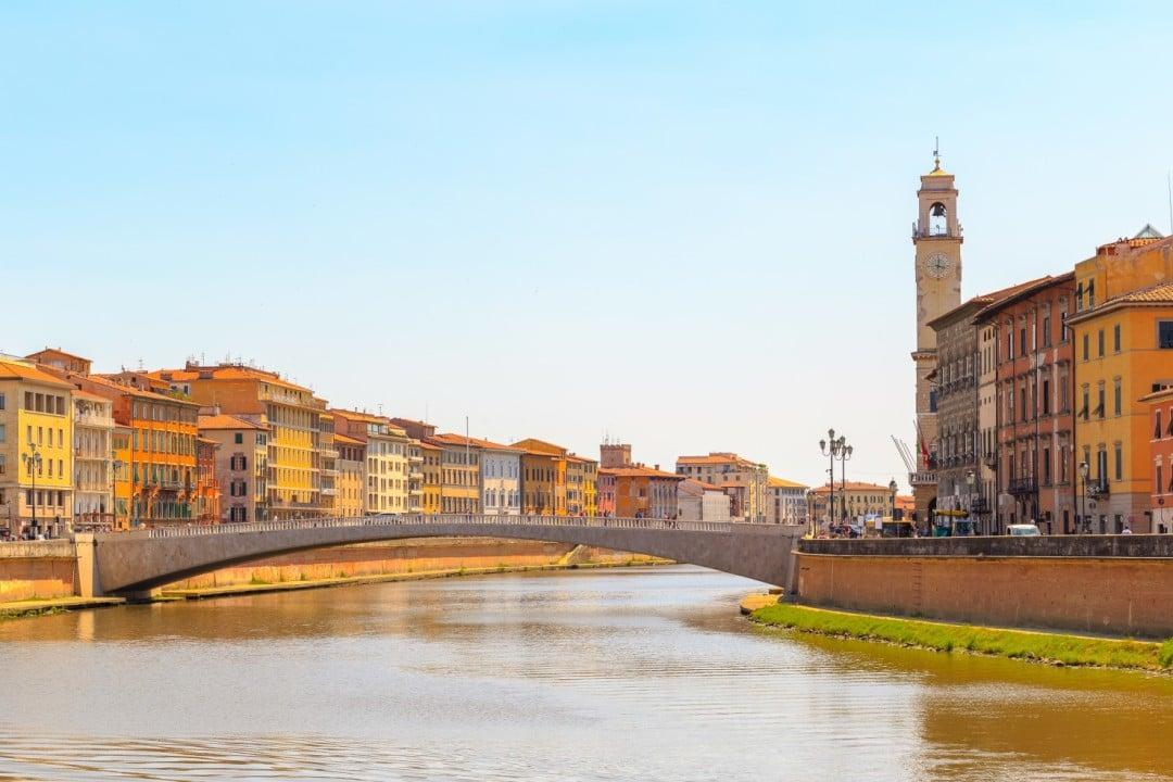 Pisa Walking Tour