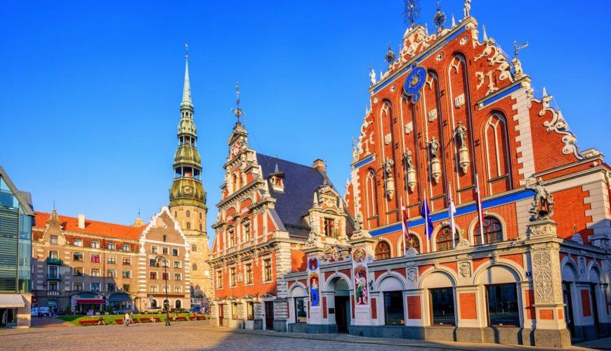 Riga Walking Tour