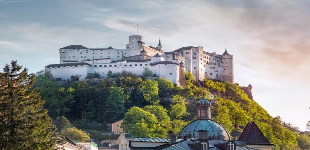 Salzburg Walking Tour