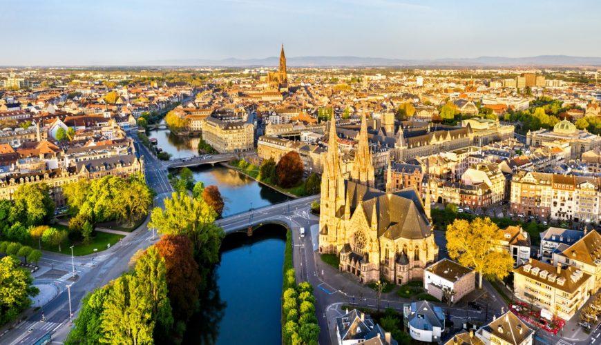 Strasbourg Walking Tour