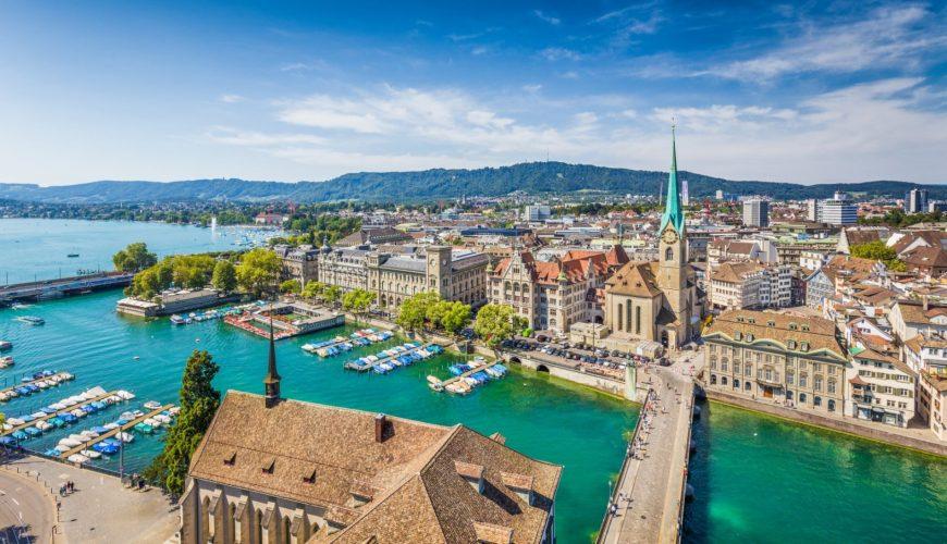 Zurich Walking Tour