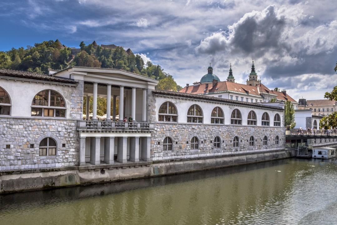 Ljubljana Walking Tour