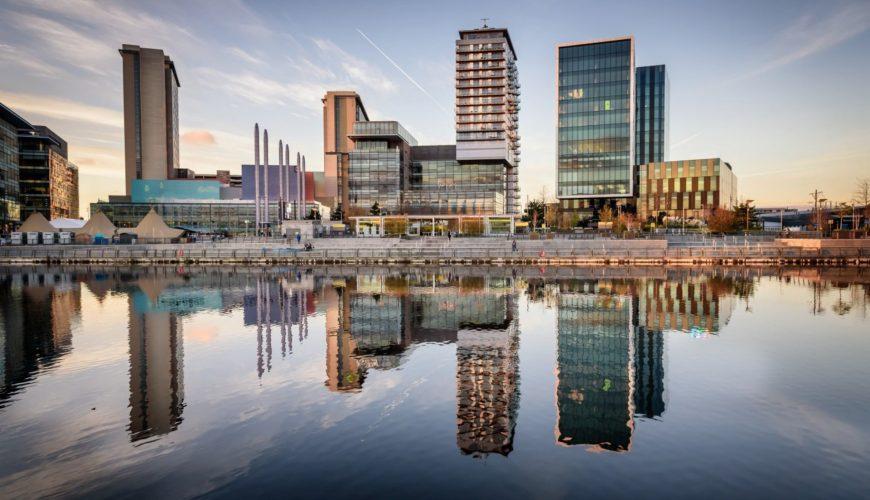 Manchester Walking Tour