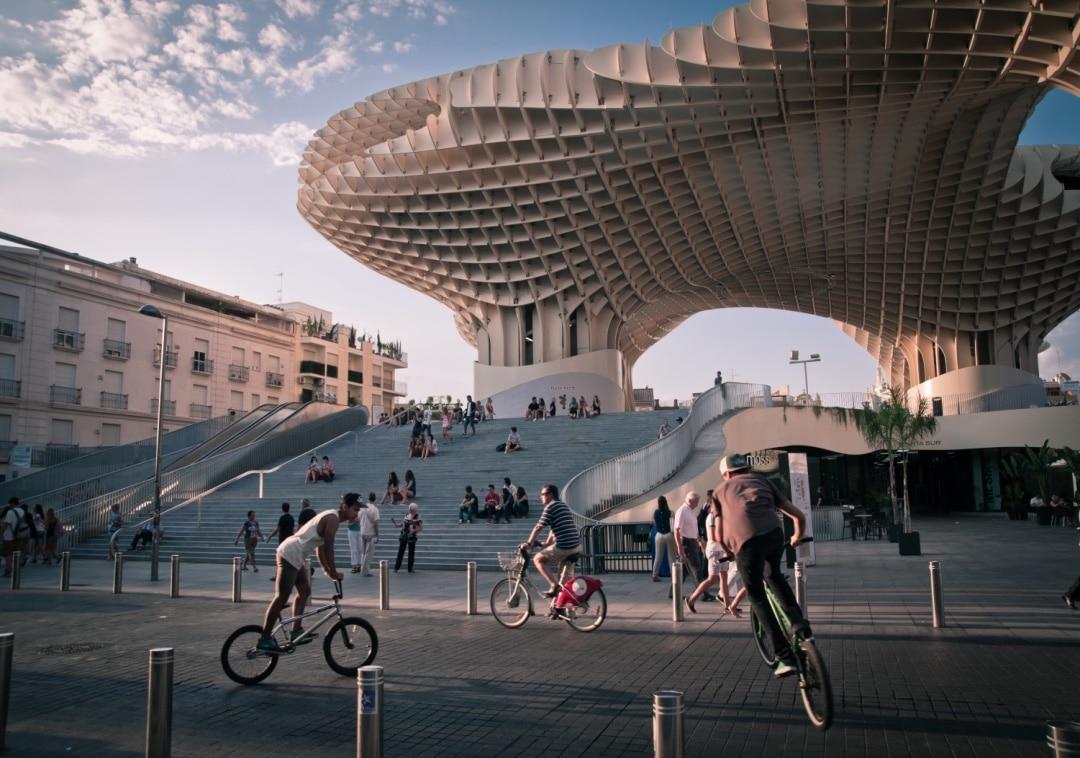 Seville Walking Tour