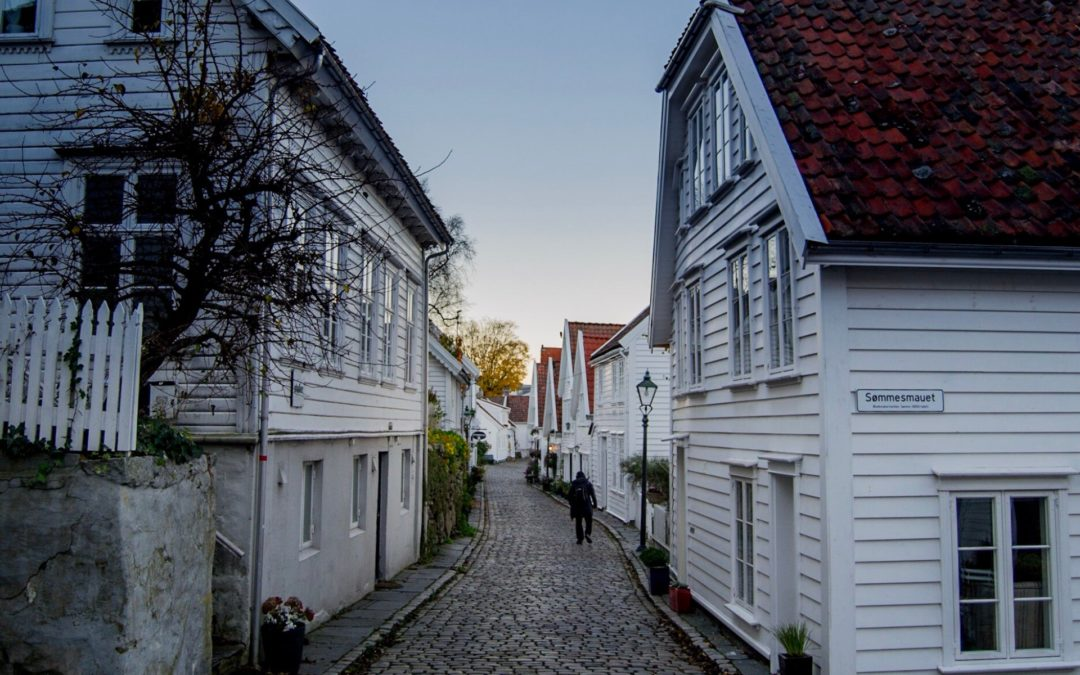 Stavanger Walking Tour