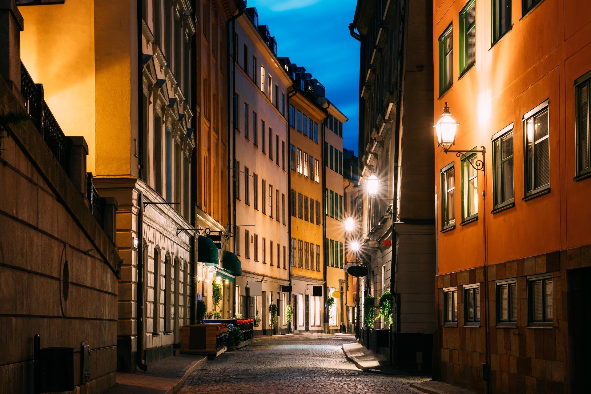 Stockholm Walking Tour