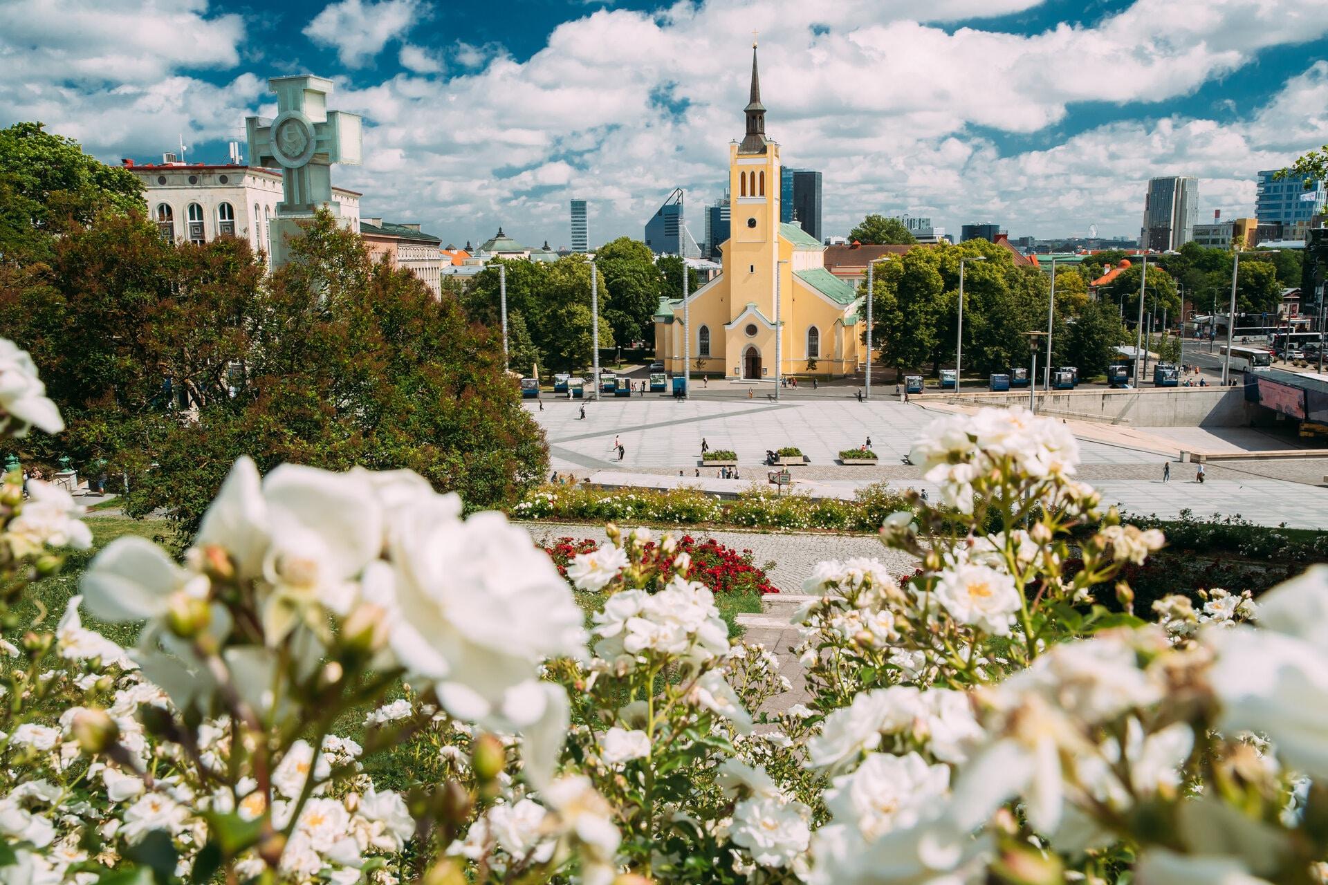 Tallinn Walking Tour