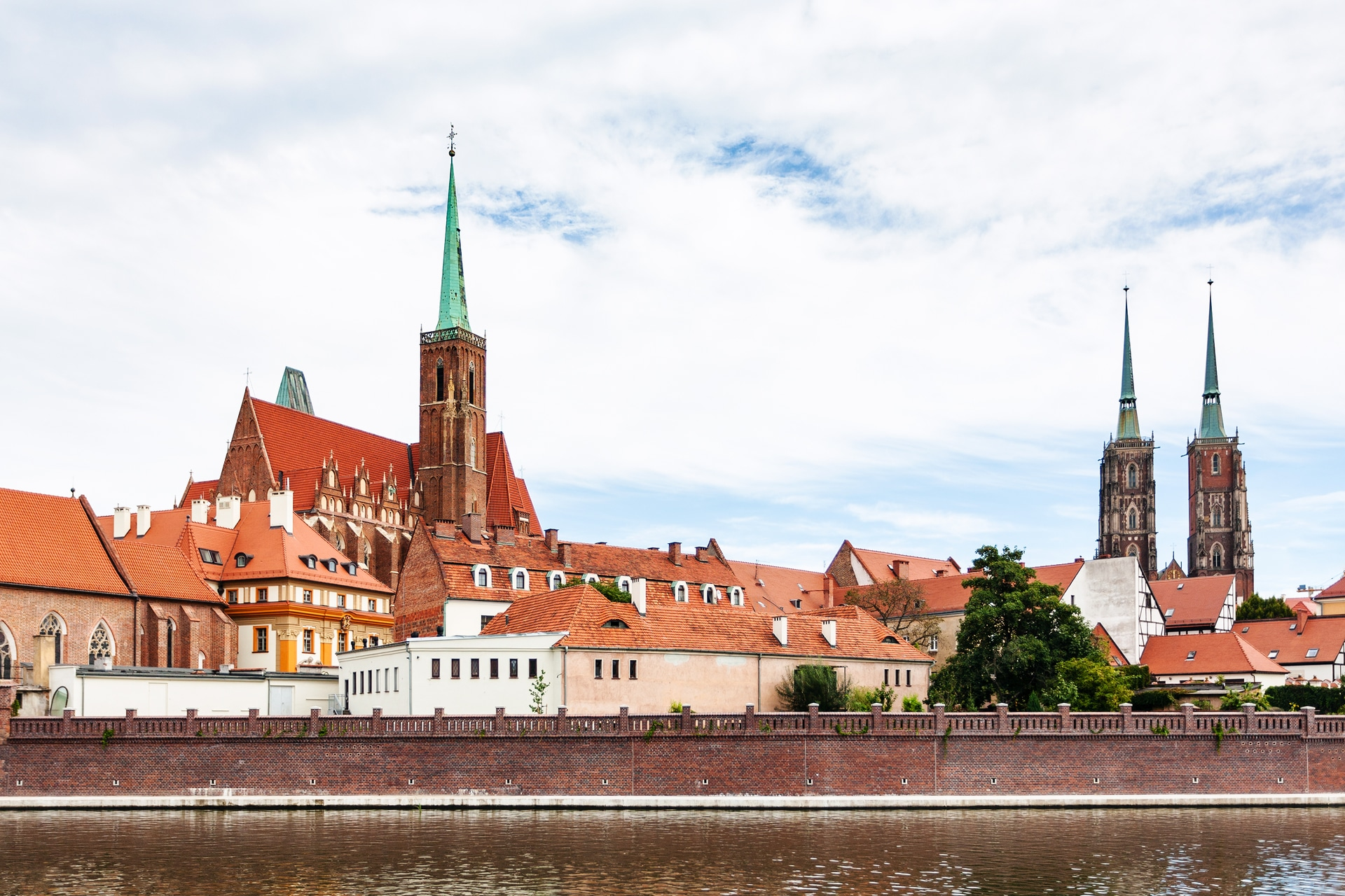 Wroclaw – the Venice of Poland