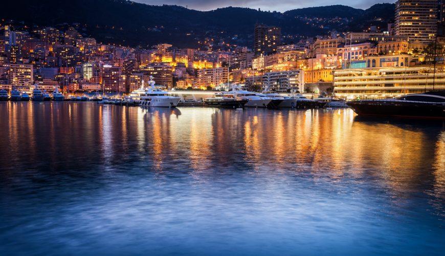 Барное ползание в Монако
