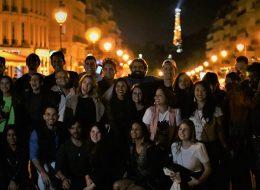 Pub crawl Paris