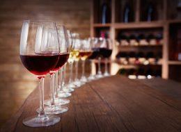 Wine-tasting in nice