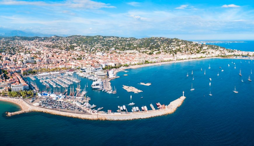Visites privées à Cannes