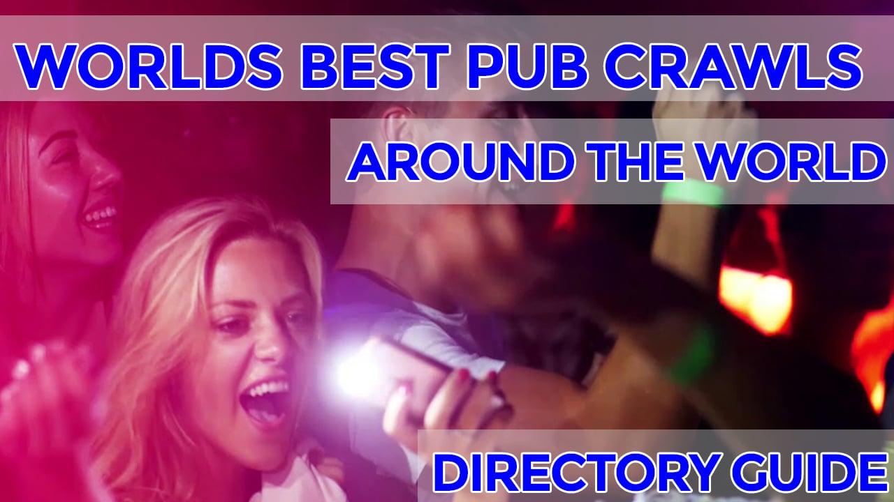 Pub crawls Verzeichnis