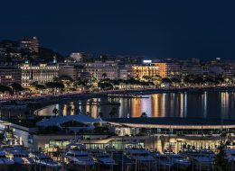 Cannes-at-night