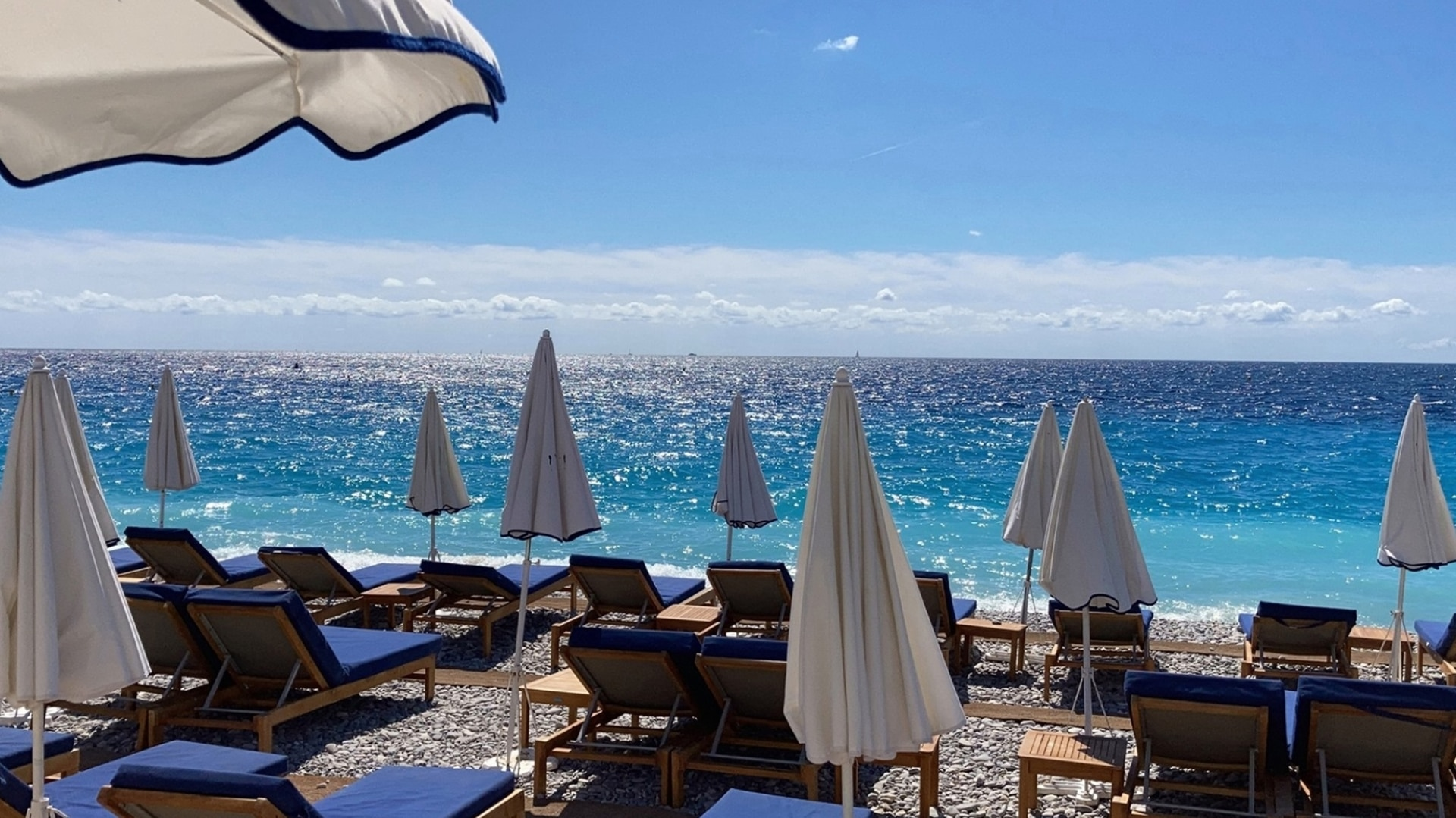 The Best Private Beaches on the French Riviera