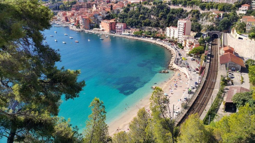 Die besten Privatstrände an der Côte d'Azur