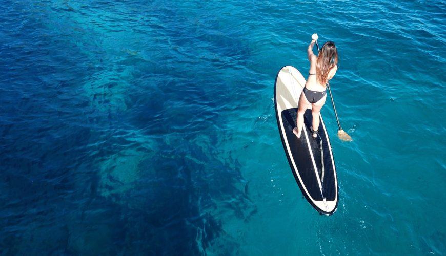 stand up paddle nice
