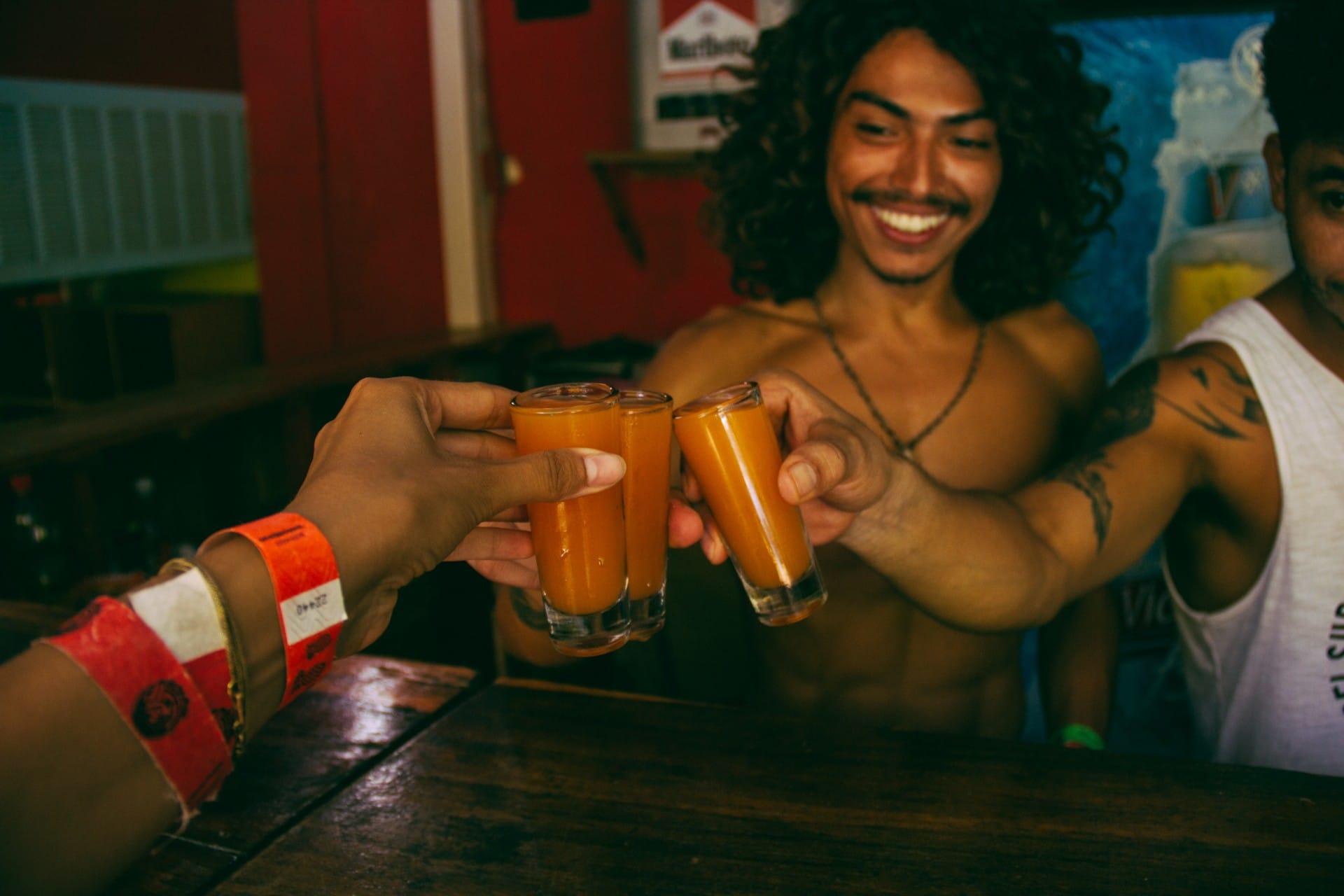 Salvador Pub Crawl