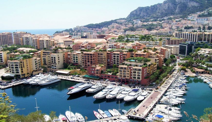 Trip from Nice to Monaco with Walking Tour