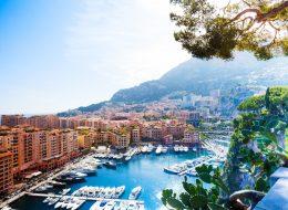 Städtetour durch Monaco