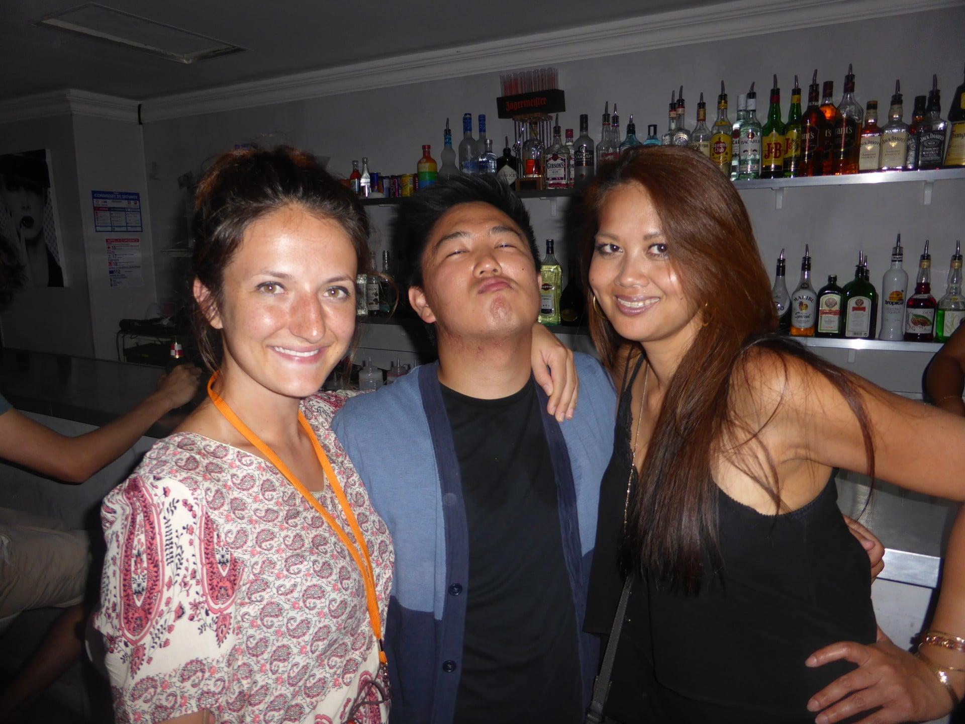 Shangai pub crawl