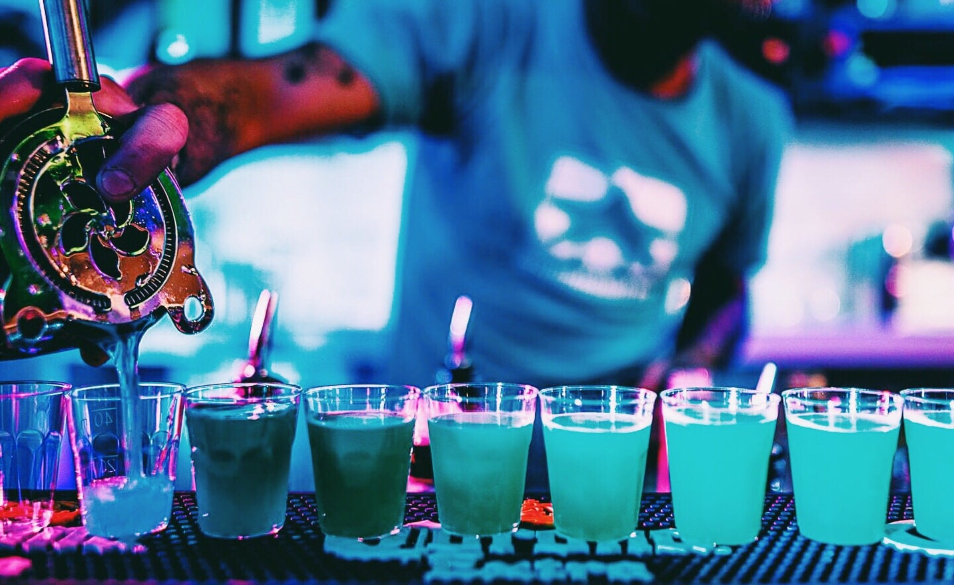 Austin Bar Crawl
