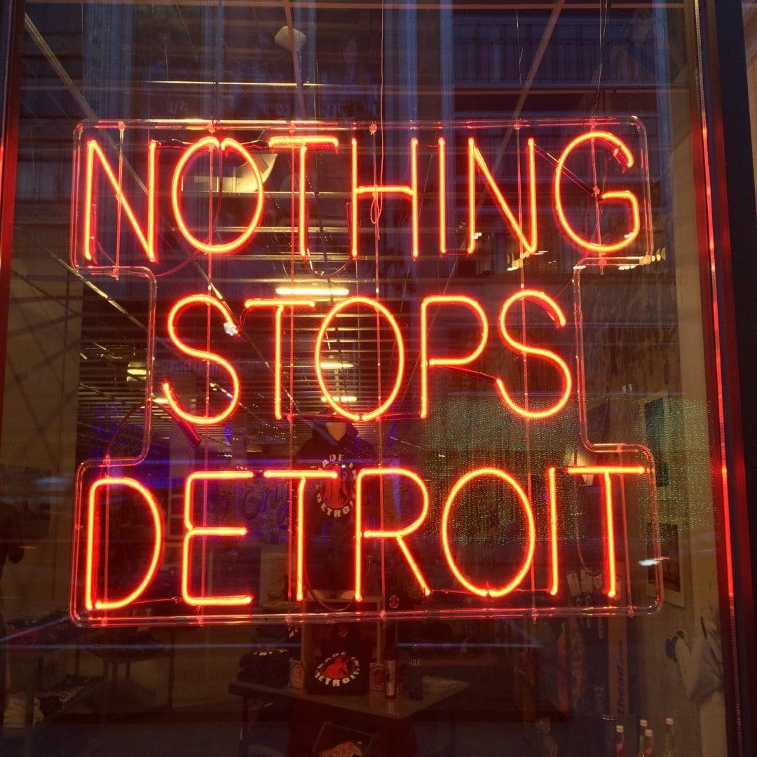 Bar Crawl Detroit