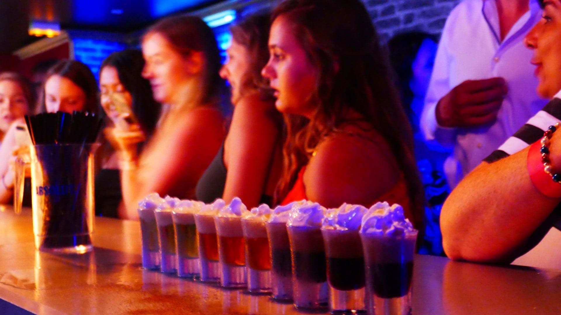 Bar Crawl El Paso