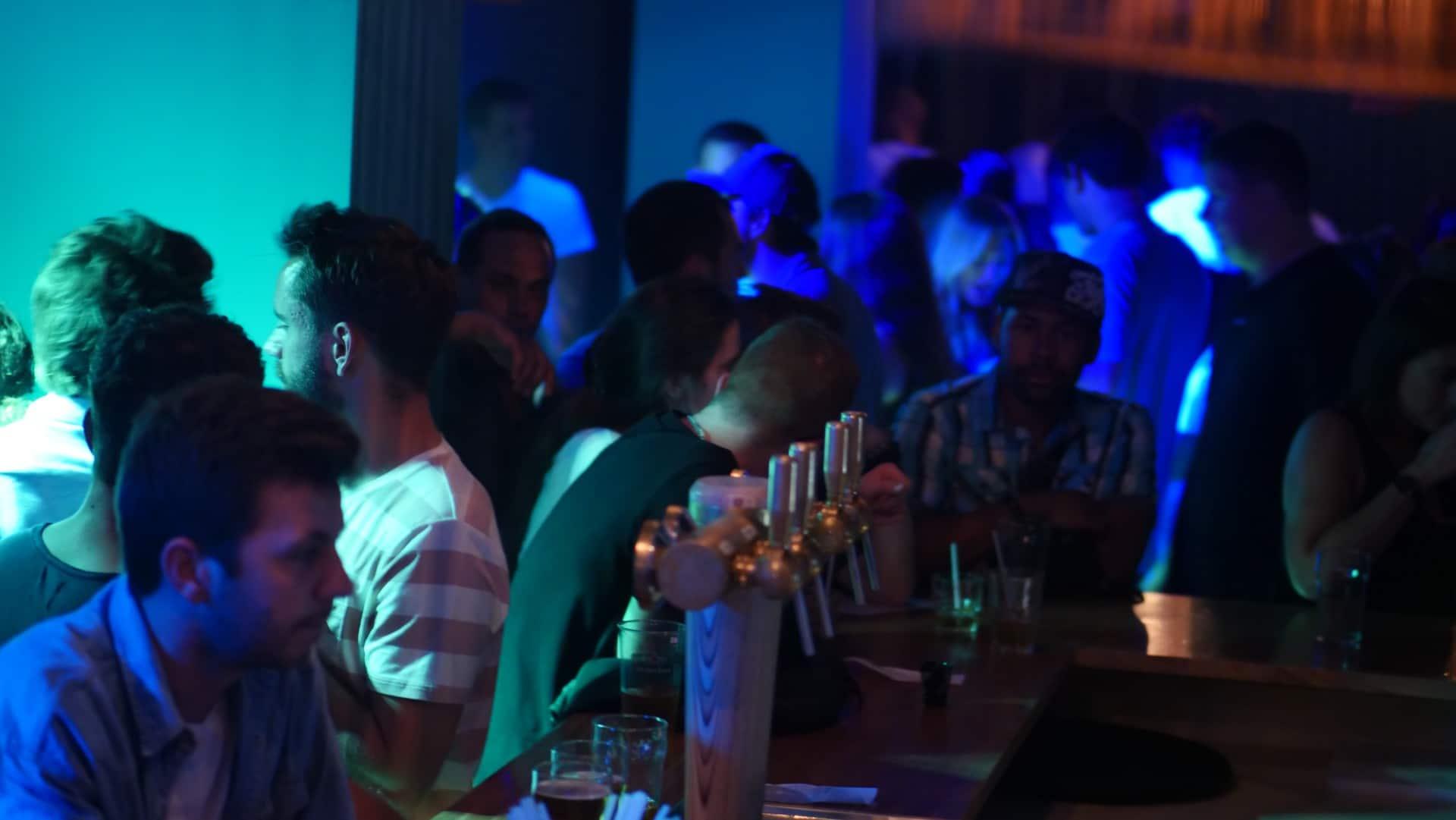 Bar Crawl Kansas City