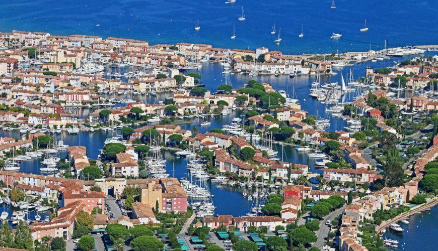 private sightseeing tour saint tropez & port grimaud